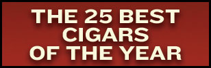 The 25 Best Cigars of the Year
